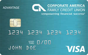 Visa Share Secured Credit Card